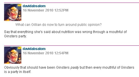 guardian comment lol