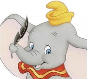 Dumbo's feather
