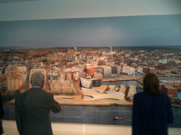 Painting of Liverpool